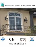 Rete fissa d'acciaio galvanizzata semplice del balcone per la Camera & l'hotel