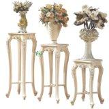Blumen-Zahnstange und Holz-Schrank für Hauptmöbel-/Blumen-Standplatz