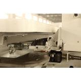 상류 (PLC에) 매트리스 테이프 가장자리 매트리스 기계