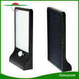 Im Freien wasserdichte Solar-LED-Garten-Straßenlaterne-Solarlampe mit PIR Bewegungs-Fühler