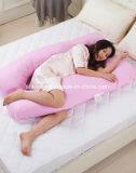 U-Тип подушка формы Maternity с завалкой хлопка PP