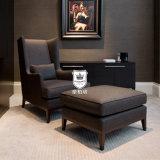 Présidence de salon et tabouret modernes confortables