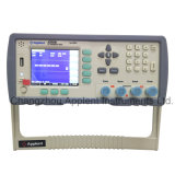 高リゾリューション(AT515)を用いる精密DCの抵抗のメートル