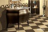 Maxima Serie-Porzellan deckt 600*600mm rustikale Titandie farben-Gleitschutzfliese mit Ziegeln