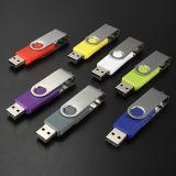 Kundenspezifisches USB-Blitz-Laufwerk mit Soem-Firmenzeichen