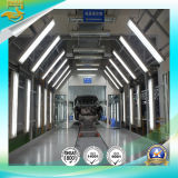 Piattaforma del lavoro per la linea di produzione del rivestimento