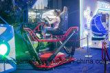 シミュレーターのレースカーのゲーム・マシン装置を運転する実質トラックシミュレーション9d Vr