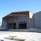 Construction industrielle structurale en acier d'usine avec la qualité