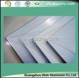 Teto decorativo de alumínio da impressão do revestimento do rolo do painel de teto