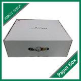 大きいペーパー包装の衣服ボックスか波形を付けられた包装の衣服ボックス(004を詰める森林)