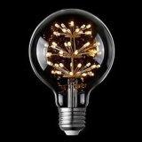 a corda de cobre ilumina o bulbo estrelado do diodo emissor de luz da economia de energia branca morna 3W do CE ST64