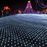옥외 LED 훈장 IP44 4*6m 672LEDs LED 순수한 빛