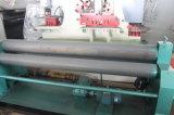 Machine à cintrer ronde de petite plaque mécanique de 3 rouleaux W11