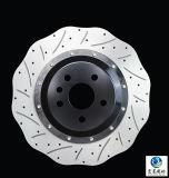 ISO SGSのセリウムのTS等が付いている高炭素の修正されたブレーキ回転子