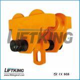 manuelle normale Laufkatze 1ton für Aufbau-Hebevorrichtung