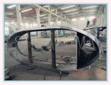 風タワーのための戸枠