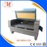 Máquina de gravura do laser do brinquedo do luxuoso para a indústria de brinquedo das crianças (JM-1080H-CCD)