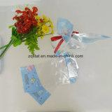 Sacchetto materiale della caramella del regalo di natale dell'imballaggio del sacchetto di plastica della parte inferiore del popolare di OPP
