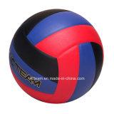 Volleyball d'intérieur de bille d'imagination d'éponge colorée de PVC