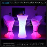 Mesa redonda da mesa de centro quente do diodo emissor de luz da venda