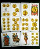 España modificó las tarjetas que jugaban del papel para requisitos particulares para la promoción