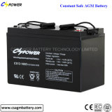 Batterie profonde CS12-50d du cycle AGM de Cspower 12V 50ah