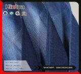 Denim bleu Fabric7.7oz de sergé de 98%Cotton 2%Spandex