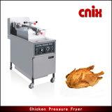 Friteuse commerciale de pression de poulet de qualité approuvée de la CE de Cnix Mdxz-24c