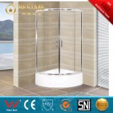 Hot Sales Alloy Aluminium Shower Enclosure with Acrylic Sink (BL-Z3515)