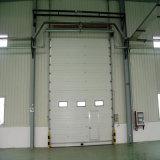 Auto porta secional residencial da garagem