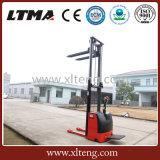 De Stapelaar van China Walkie Stapelaar van de Pallet van 1.5 Ton de Volledige Elektrische