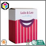 مزدوجة جدار [فلإكسو] لون يغضّن ورقيّة تعليب لباس داخليّ صندوق