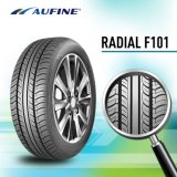 El neumático radial del vehículo de pasajeros del invierno, coche de la polimerización en cadena pone un neumático 145/80r13