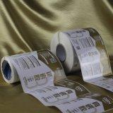 Collant personnalisé environnemental neuf de coutume de collant d'étiquette