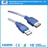 Оптовое USB3.0 мужчина к женскому удлинительному кабелю Manufucturer