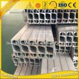 6061, 6063 sacaron el perfil de aluminio para el edificio y los muebles