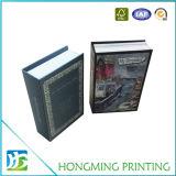 Contenitore di regalo magnetico del libro del cartone all'ingrosso di disegno