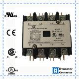 Contacteur électrique à C.A. de contacteur de la conformité 4 P 40A 277V d'UL