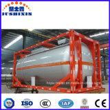 Контейнер бака ISO 24cbm высокого качества 20FT химически жидкостный