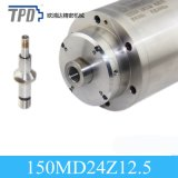 мотор шпинделя маршрутизатора CNC водяного охлаждения диаметра 12.5kw 150mm меля