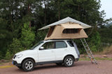 Tenda impermeabile della parte superiore del tetto dell'automobile di campeggio della tenda della parte superiore del tetto dell'automobile della tela di canapa