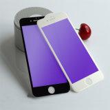 iPhone 7/7plus를 위한 반대로 파란 전화 스크린 프로텍터를 예리하게 하는 최상 3D 9h 가장자리