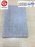 Placa del óxido de magnesio del material de construcción de la construcción y de las propiedades inmobiliarias