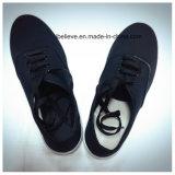 De zwarte Schoen van de Voorraad met Goede Prijs