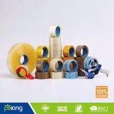 Transparante Zelfklevende Verpakkende Band BOPP Met geringe geluidssterkte