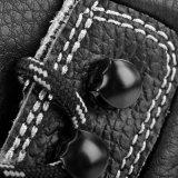 Seguridad a prueba de calor protectora de los zapatos de seguridad de Hro con la planta del pie de goma