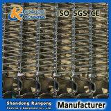 Correa rápida flexible corriente recta material del acoplamiento del helada de SUS304 Rod para la transformación de los alimentos