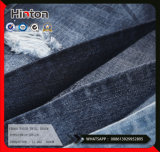 Cross Hatch Slub 100% Coton Denim Fabric 11.4oz
