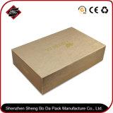 Kundenspezifischer Druckpapier-verpackenkasten des Vierecks-4c für Fertigkeiten