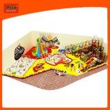Campo de jogos interno da criança quente da venda com grande lado